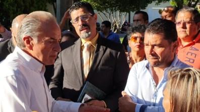 Protesta Ministerios Publicos SLP 5