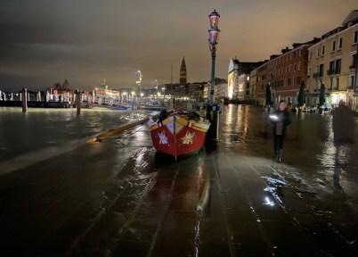 Venecia inundada como en 1966-3