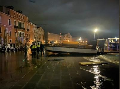 Venecia inundada como en 1966-4