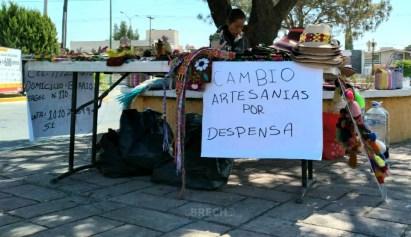 Artesanos trueque covid19 4