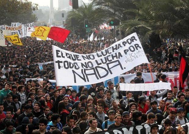 Chile despertó-