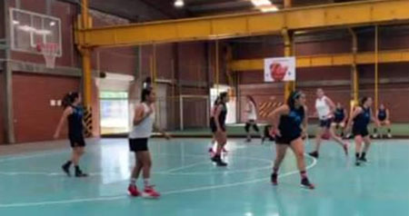 Aluminova Women vs Aces-