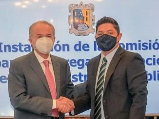 Juan Manuel Carreras y Ricardo Gallardo