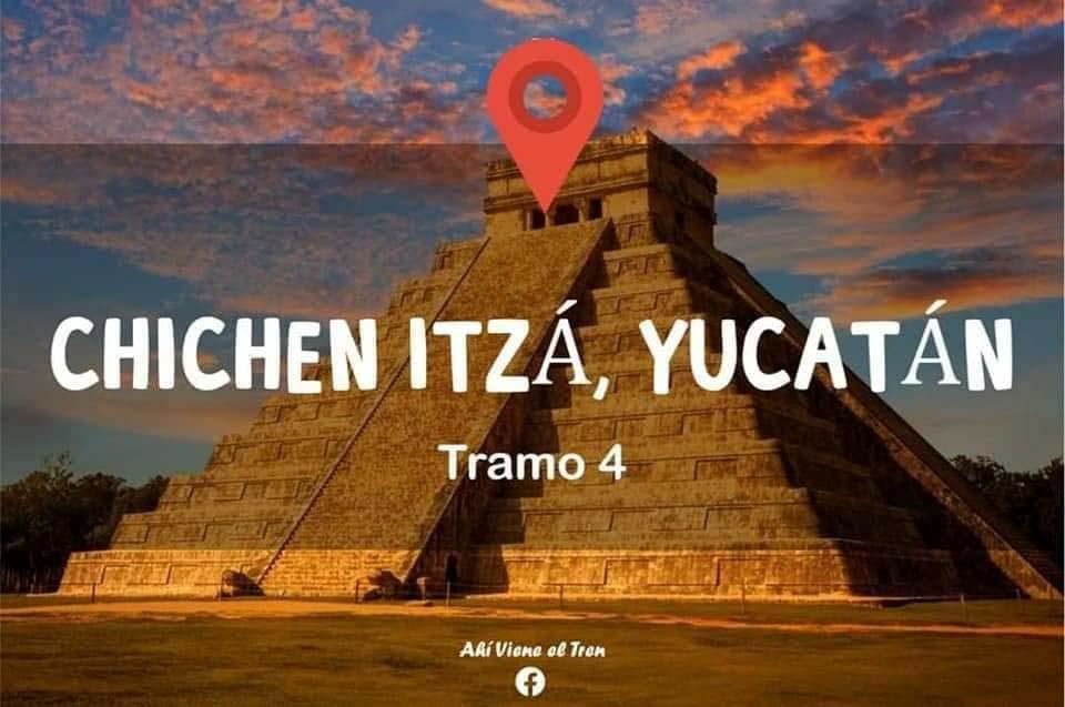 Tren Maya Chichen Itzá