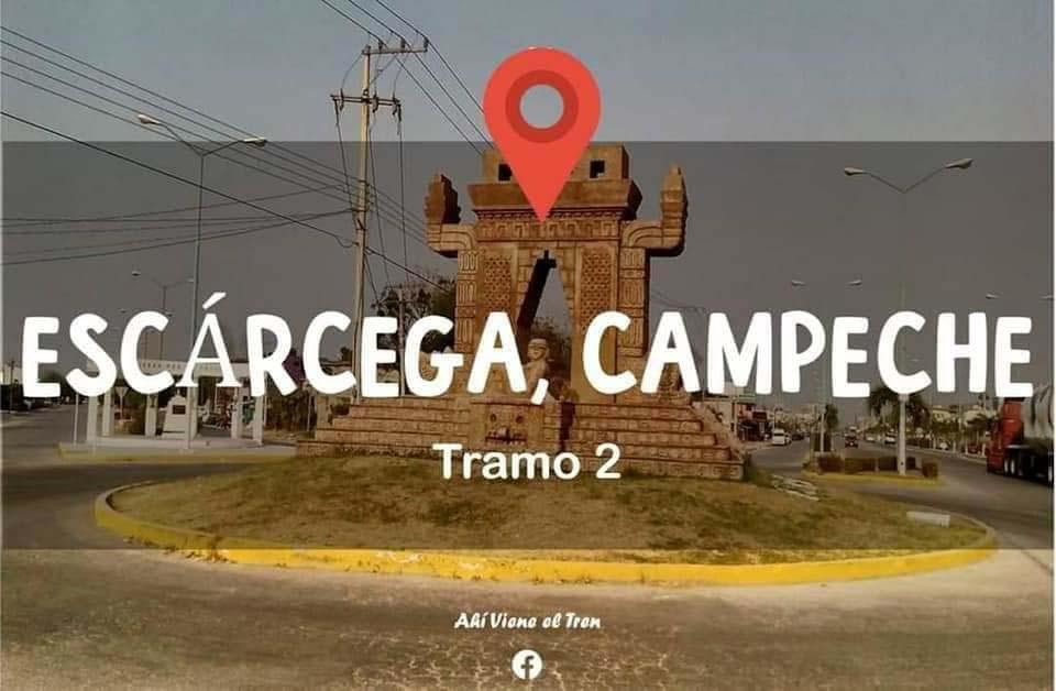 Tren Maya Escárcega Campeche