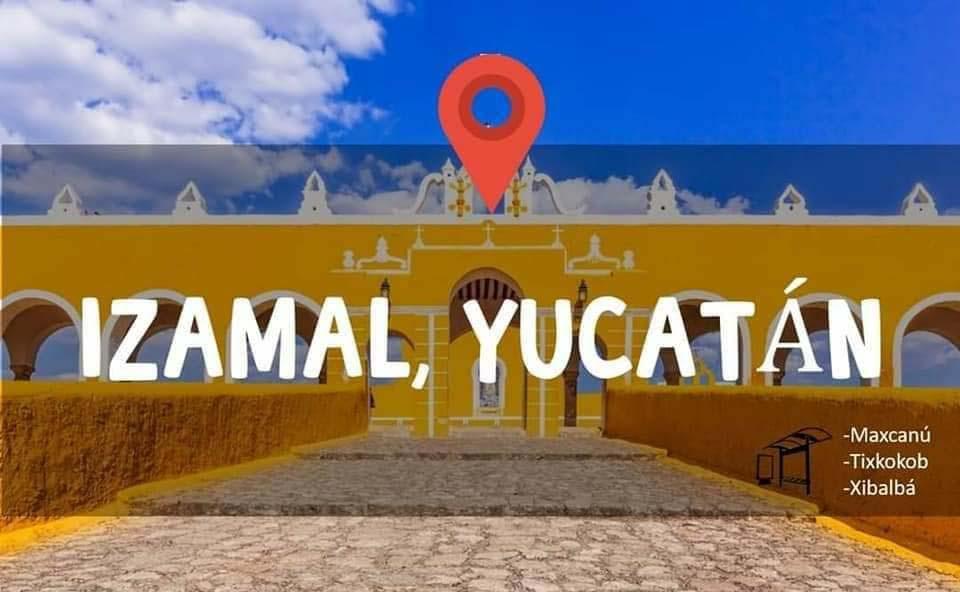 Tren Maya Izamal Yucatán