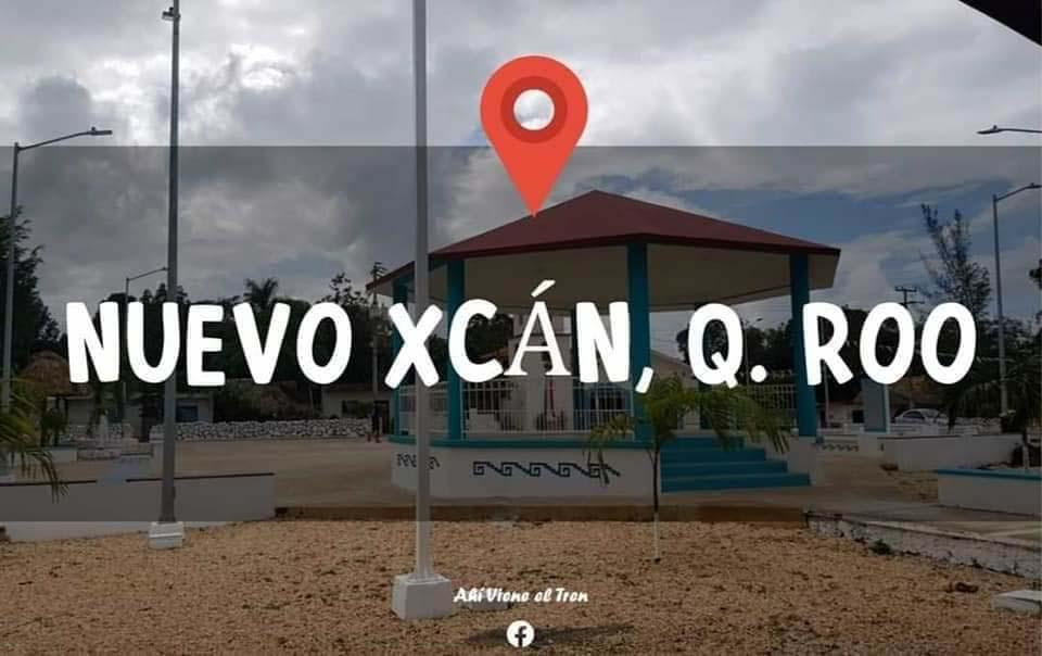 Tren Maya Nuevo Xcán Quintana Roo
