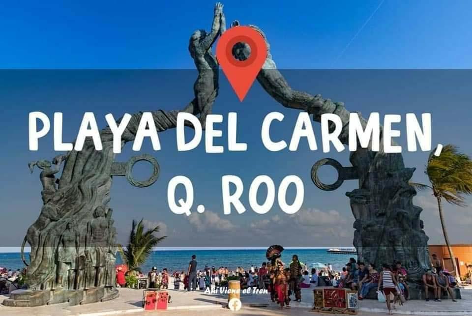 Tren Maya Playa del Carmen
