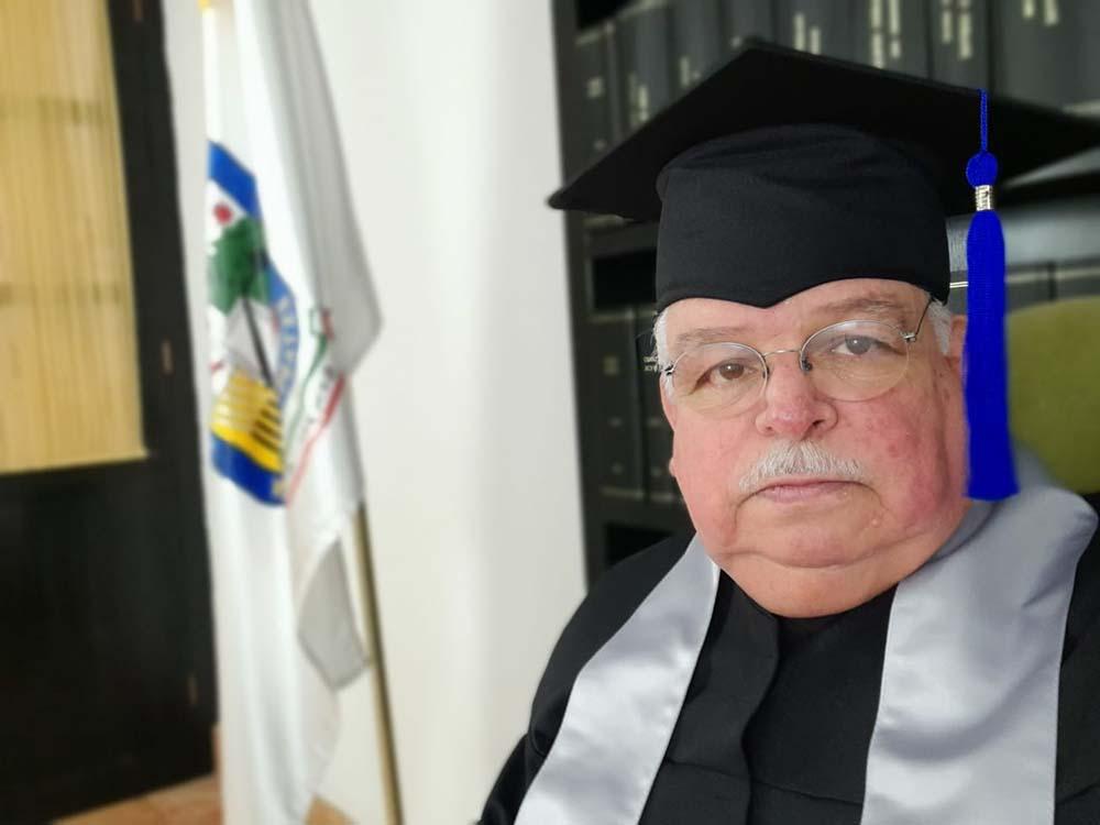 Doctorado Honoris Causa a Fernando de la Fuente García