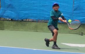1er Campeonato Nacional Tenis Grand Slam -Campeón en dobles de Yucatán