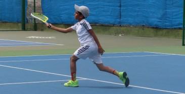 1er Campeonato Nacional Tenis Grand Slam -Campeon Veracruz dobles