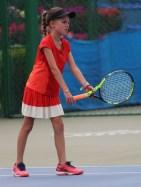 1er Campeonato Nacional Tenis Grand Slam -Finalista cat 2 10 años fem (dobles)