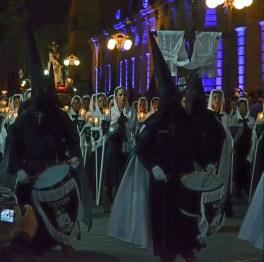 Procesion del silencio en San Luis Potosi 53