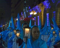 Procesion del silencio en San Luis Potosi 44