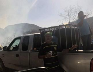 23 incendios en la huasteca-