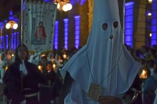 Procesion del silencio en San Luis Potosi 23