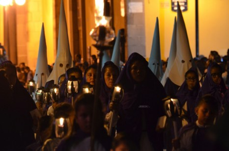 Procesion del silencio en San Luis Potosi 8