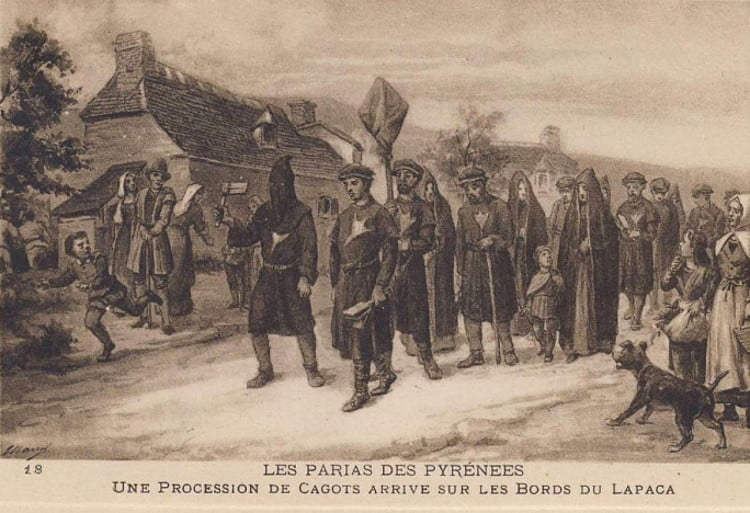 Agotes, the mysterious cursed race of the Basque-Navarrese Pyrenees