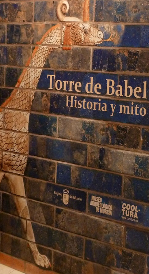 La Torre de Babel. Historia y Mito en el Museo Arqueológico de Murcia (1/6)