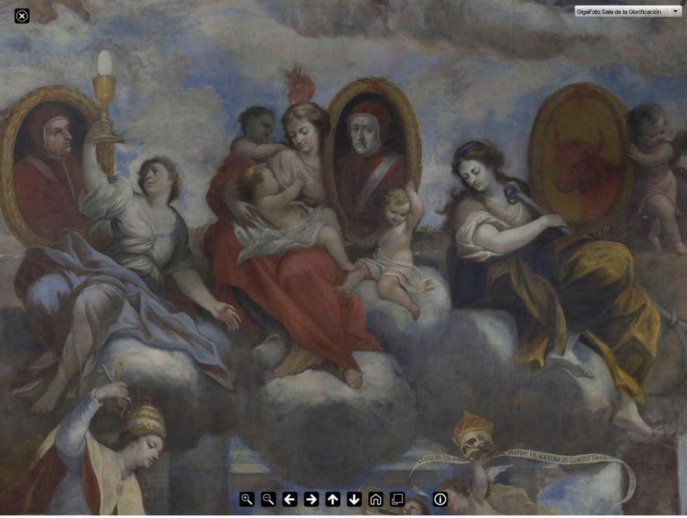 El Palacio Ducal de los Borgia en la Web (5/6)