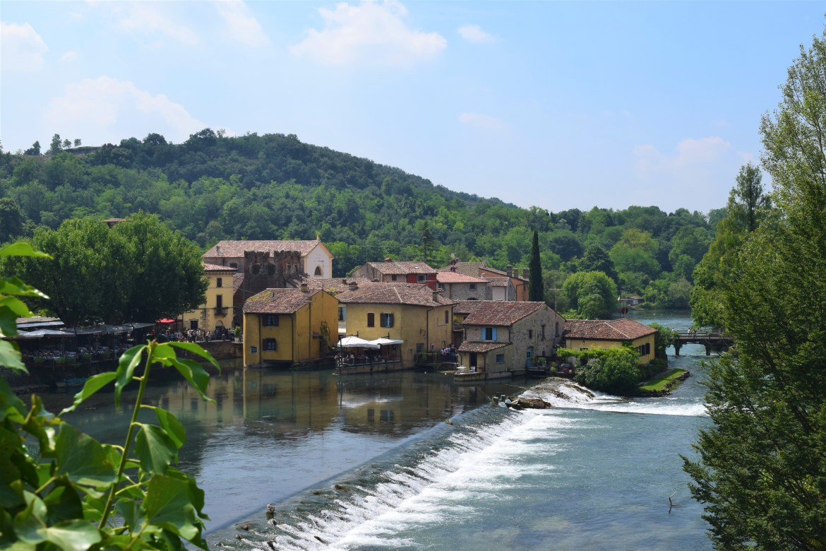 Veneto beautiful villages Borghetto