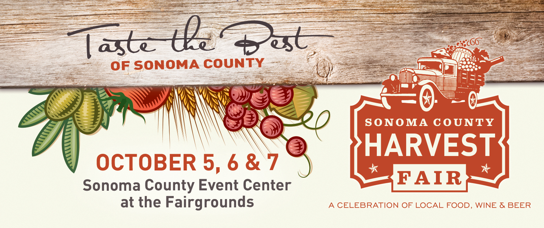 2018 Harvest Fair banner