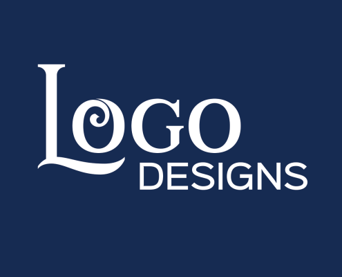 Logo Designs text image