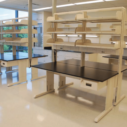Laboratory Furniture Work Surfaces