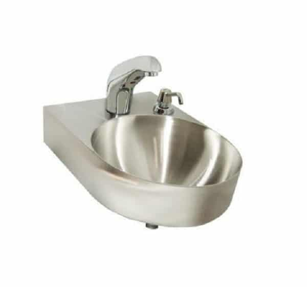 Laboratory Sinks Wall-Hung Hand Wash Sink with Sensor Operation Package