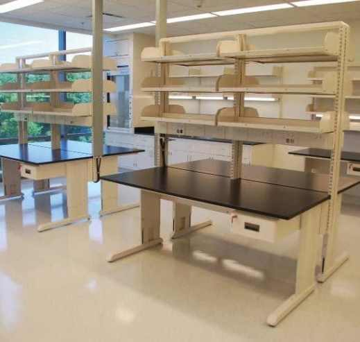 Chemical Lab Furniture Work surfaces