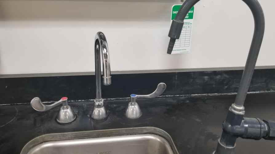 Phenolic Resin Laboratory Work Surface