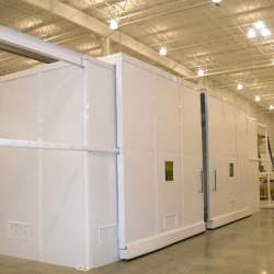 In-plant Modular Cleanrooms