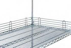 Wire Shelf Ledges