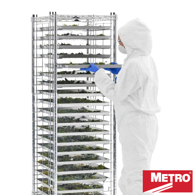 vertical growing systems for marijuana