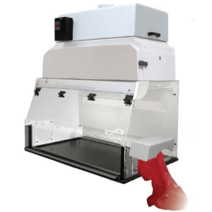 Laminar Flow Powder Hoods