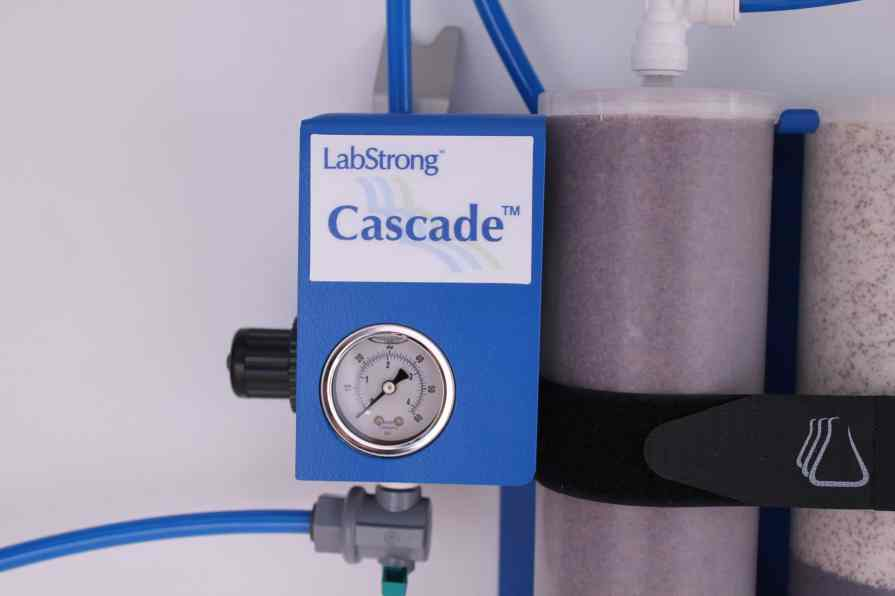 Cascade Quad Lab Water Purification- Type II Water