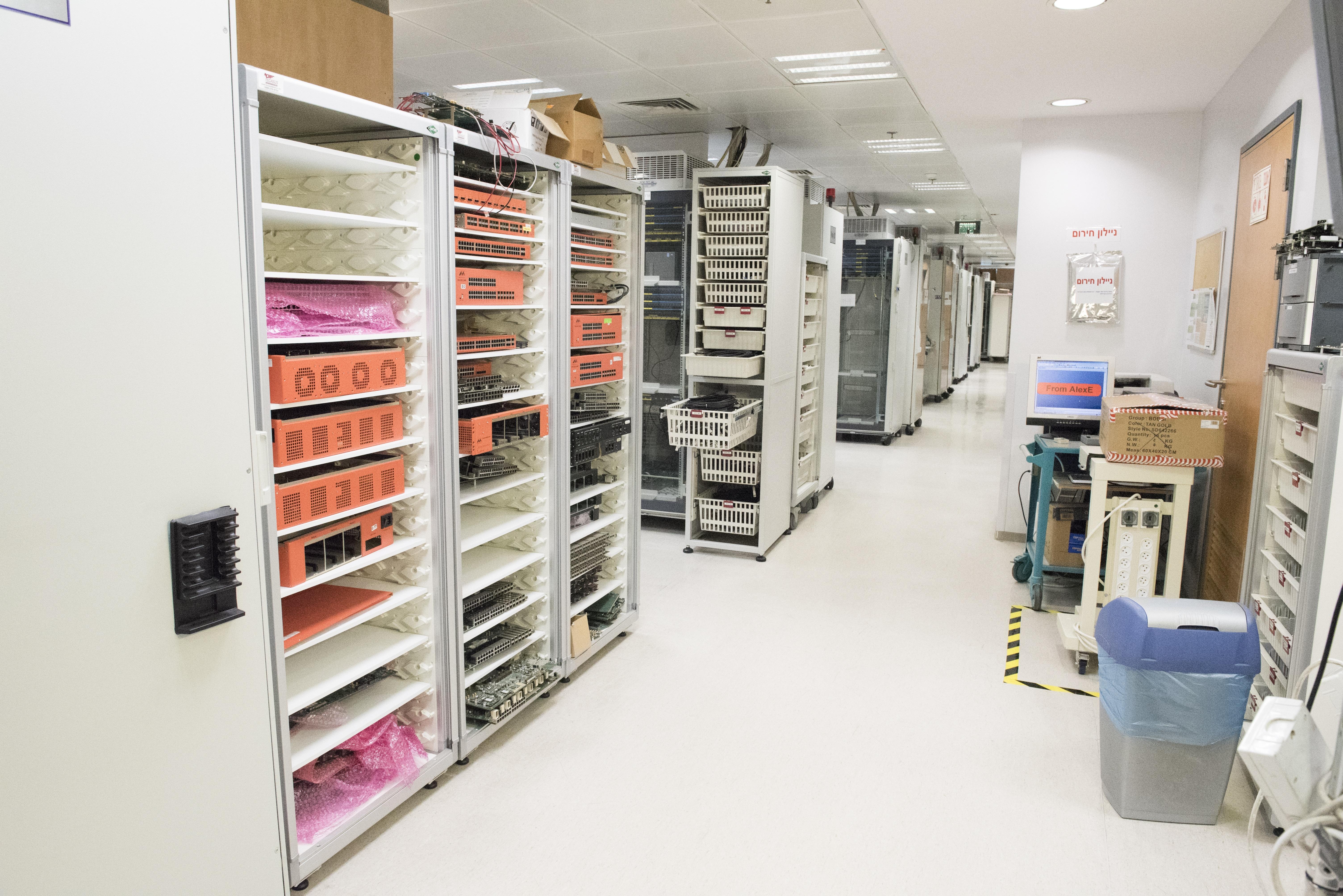 High density medical storage