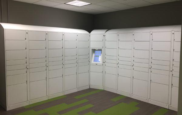 Smart Lockers