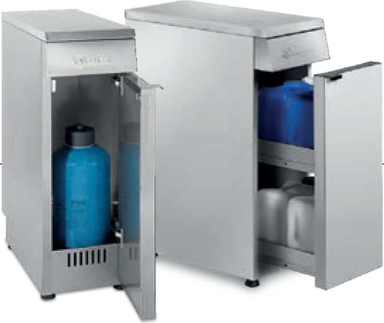 Undercounter Glassware Washers Stands and side cabinets
