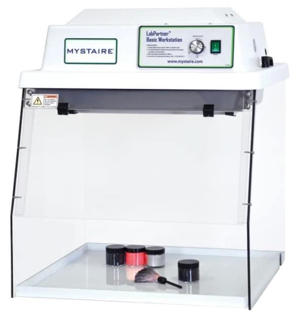 Basic Ductless Workstation 24