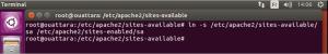 Configuration serveur Apache