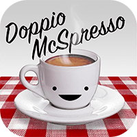 Download Doppio McSpresso ASCII iMessage Stickers