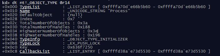 ObjectType object
