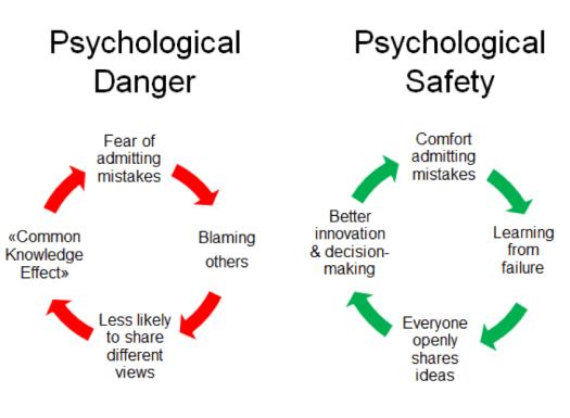 Psychological Safety Net