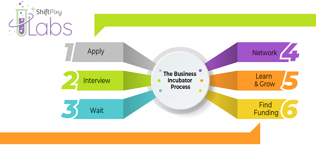 The 6-Step Business Incubator Process