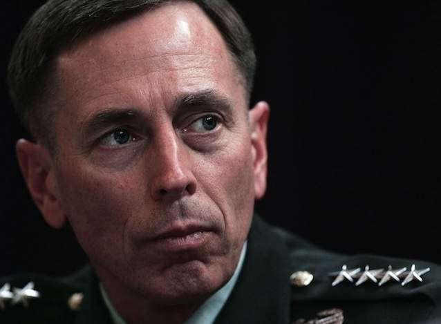 General Petraeus signed off on Bell Pottinger's material, says Wells.Photo by Cate Gillon\/Getty Images
