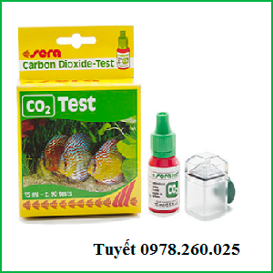 Test CO2 - dụng cụ kiểm tra nồng độ Carbonic