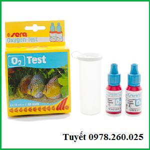 Test Oxi - dụng cụ kiểm tra nồng độ oxy trong ao nuôi thủy sản