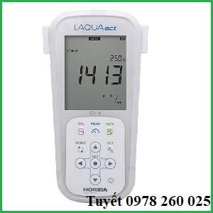 Máy đo đa chỉ tiêu cầm tay PC 110 (pH, ORP, EC, TDS, độ mặn, nhiệt độ)