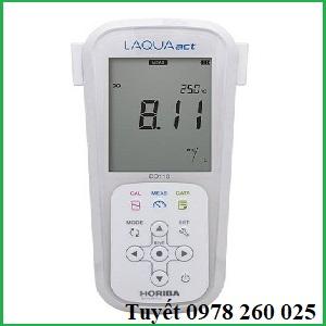 Máy đo nồng độ oxy hòa tan DO110 Nhật Bản